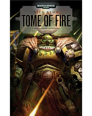 Tome of Fire (eBook)