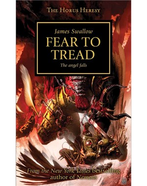 Book 21: Fear to Tread (Paperback)