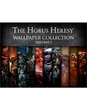 The Horus Heresy Wallpaper Collection: Volume One