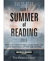 Summer of Reading 2015: Week 1 Collection