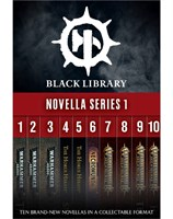 The Black Library Novella Collection. Books 1-10