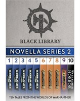 Novella Series 2 Collection. Books 1-10