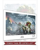 Gallery Print Limited Edition: Sons of the Forge