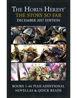 The Horus Heresy: The Story So Far (December 2017 Edition)