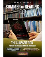 Summer of Reading 2019 Subscription