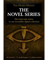 The Horus Heresy Complete Novel Series