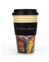 Black Library The Horus Heresy Reusable Coffee Cup