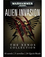 Alien Invasion: The Xenos Digital Collection