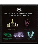 Black Library Horror Week Subscription