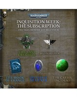Tales of the Inquisition Subscription
