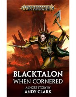 Blacktalon: When Cornered