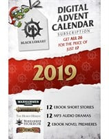 Black Library Advent Subscription 2019