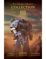 The Horus Heresy : Collection III