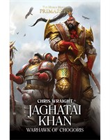 Jaghatai Khan  Warhawk of Chogoris