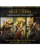 Siege of Terra Audiobook Collection – Books 1-3