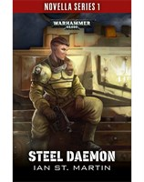 Steel Daemon: Book 2