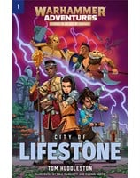Book 1: Realm Quest - City of Lifestone