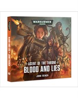Agent of the Throne: Blood and Lies (CD)