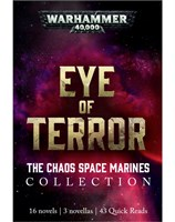 Eye of Terror: The Chaos Space Marines Digital Collection