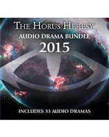 The Horus Heresy Audio Drama Bundle 2015