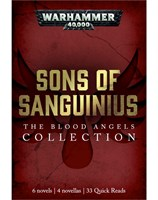 Sons of Sanguinius: The Blood Angels Digital Collection