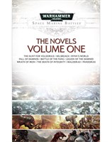 Space Marine Battles: The Novels (Volume One)
