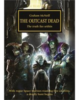 Book 17: The Outcast Dead (Hardback)