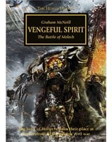 Book 29: Vengeful Spirit (Hardbook)