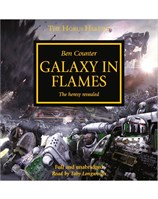 Book 3: Galaxy in Flames (Abridged)