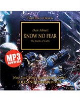 Know No Fear: Book 19