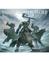 Sagas of the Wolf (MP3)