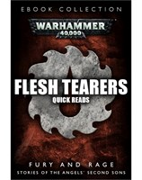 Flesh Tearers: Quick Reads Collection