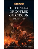 The Funeral of Gotrek Gurnisson