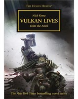 Book 26: Vulkan Lives (Hardback)