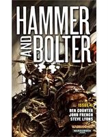 Hammer and Bolter : Issue 4