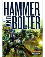Hammer and Bolter : Issue 5