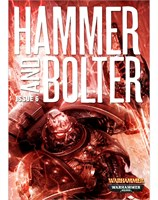 Hammer and Bolter : Issue 6