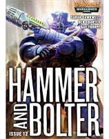 Hammer and Bolter : Issue 12