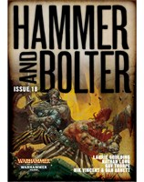 Hammer and Bolter : Issue 18