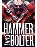 Hammer and Bolter: Issue 20