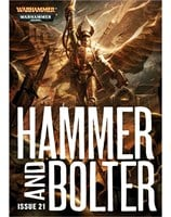 Hammer and Bolter: Issue 21