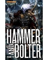 Hammer and Bolter : Issue 14