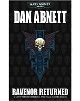 Ravenor Returned: Book 2
