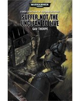 Suffer Not the Unclean to Live (eBook)
