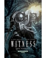 Witness (eBook)