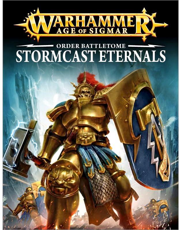 Black Library - Battletome: Stormcast Eternals (Mobile & Tablet Edition)