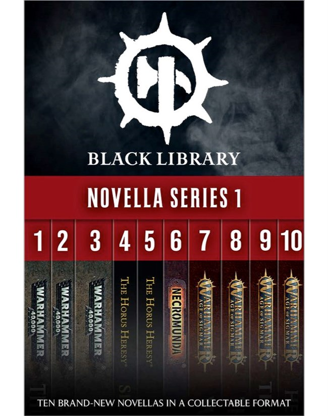Black Library - The Black Library Novella Collection
