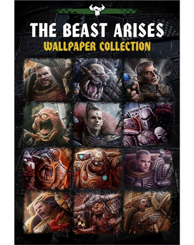 Warhammer 40k The Beast Arises - complete - Various