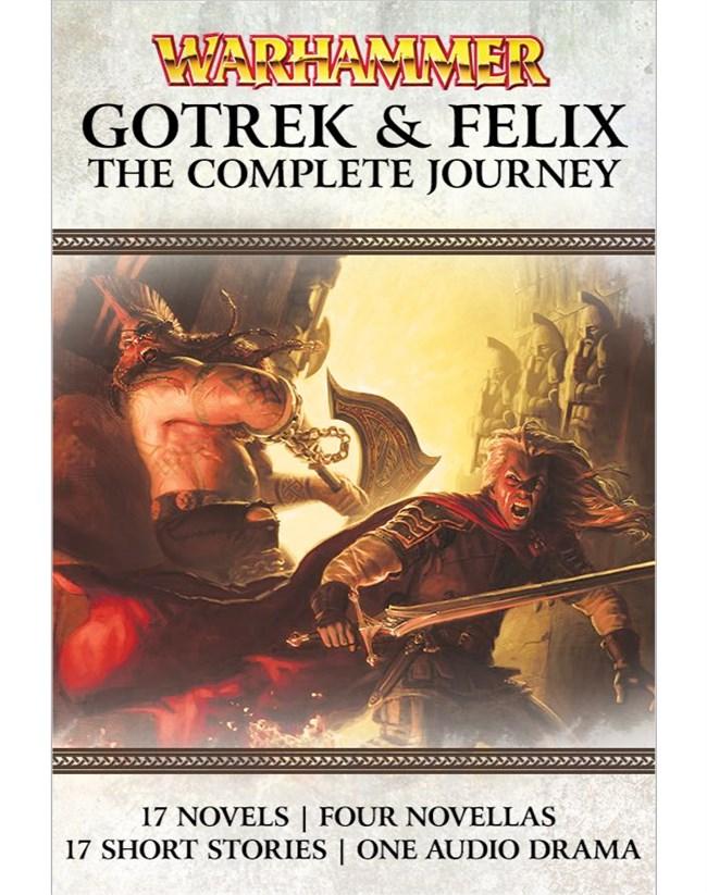 Black Library - Gotrek and Fel...