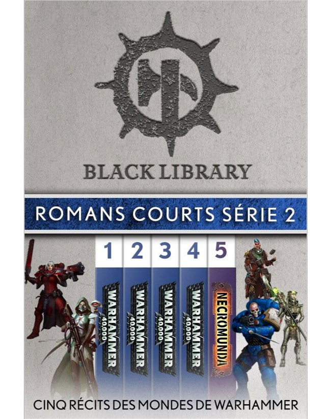 Sorties Black Library France Novembre & Décembre 2019 BLPROCESSED-5Novellas2-2019-11-02-FR-bundlecover-ebook